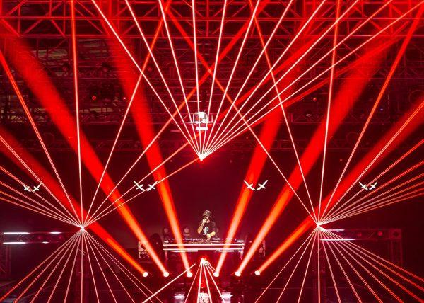 Laser Light Show Rental