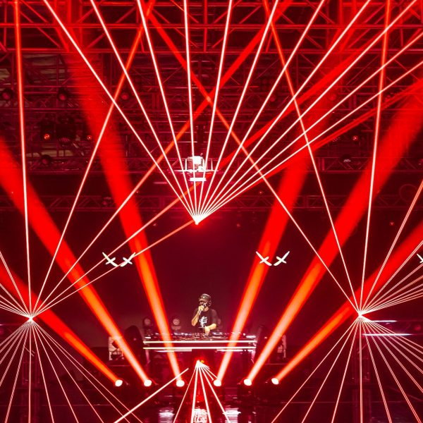 Laser Light Show Rental