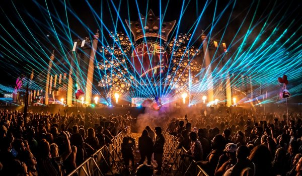 Music festival special effects packages